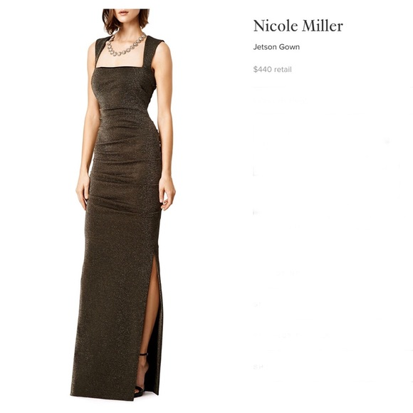c4cc9a3e54 Nicole Miller Dresses | Jetson Formal Dress | Poshmark
